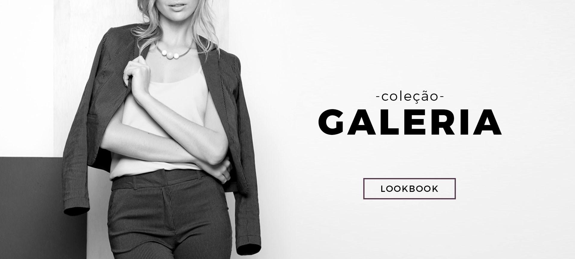 Coleção Galeria | Ervadoce
