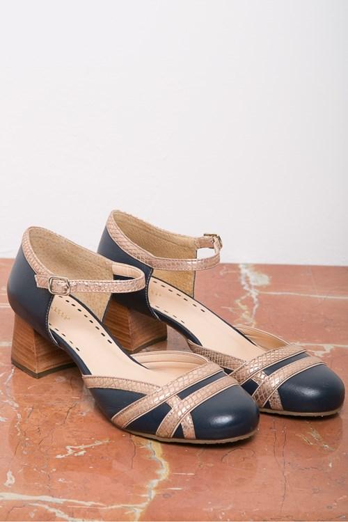 Sapato Metal Helena