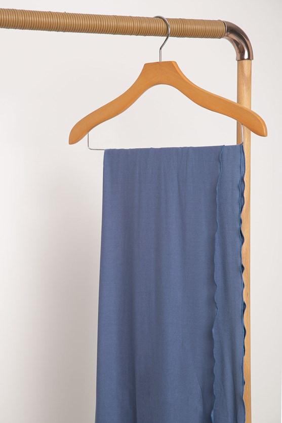 Produto Cachecol color malha az azul