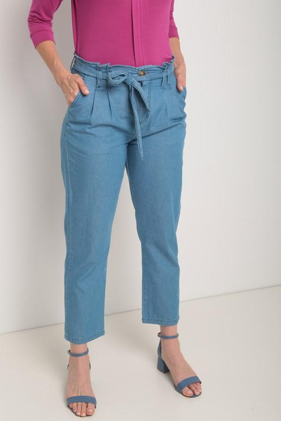 Calça jeans clara clochard clara