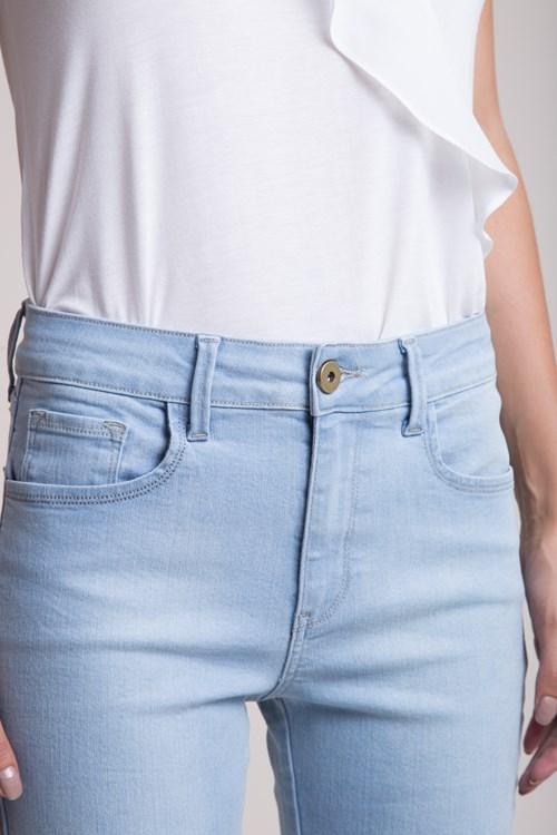 Calça Jeans Comfort Cigarrete Clara