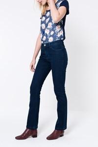 Calça Jeans Pedal Losangos