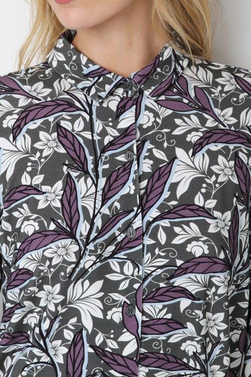Camisa Manga 3/4 Viscolycra Instrospecção
