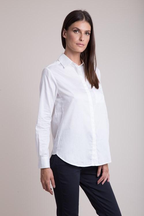 Camisa Manga Longa Social