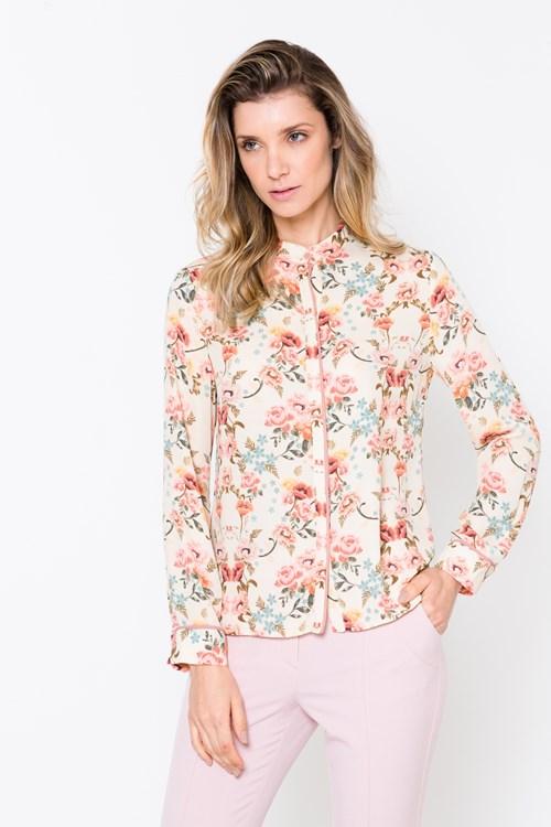 Camisa Petites Fleurs
