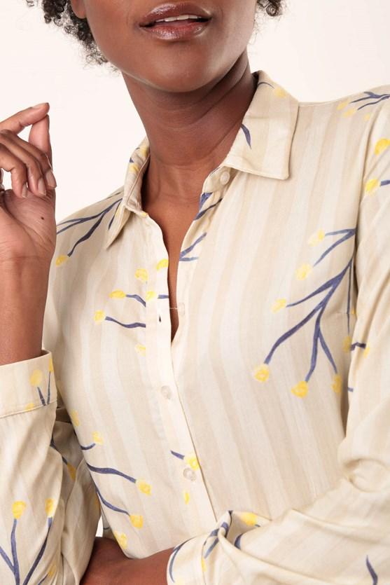 Camisa Tradicional Viscose