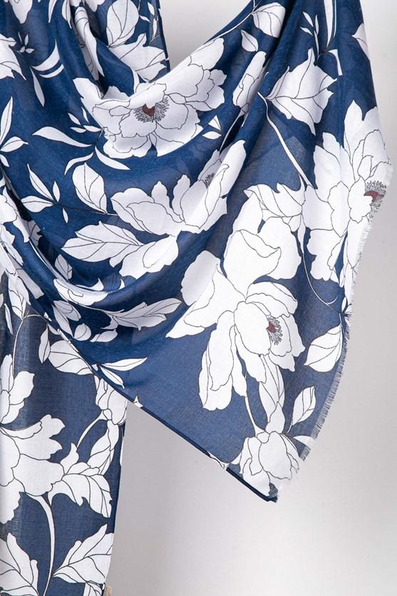 Echarpe Floral