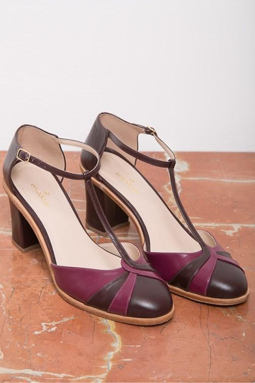 Sapato Duo Color