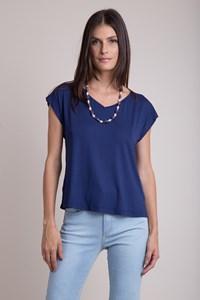 T-Shirt Basica Sem Cava